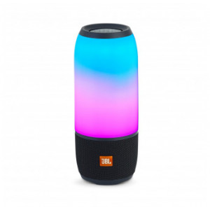 JBL Pulse 3 Wireless Bluetooth IPX7 Waterproof Speaker (Black)