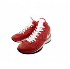 Nike Lebron VIII (8) P.S. NBA Finals 441946-601 US Sz 9.5