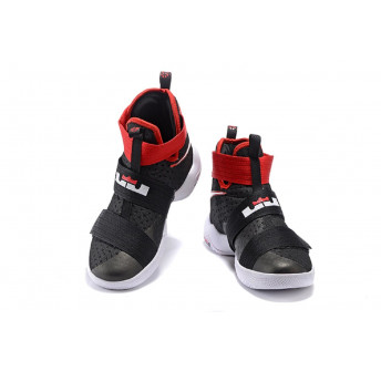 bashy fashion Men s,NBA, New In Box Authentic, Basketball Red/Black, Army Sneakers (10, Red/Black)