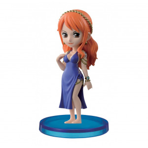 Banpresto One Piece WCF Collection Zou Nami Action Figure