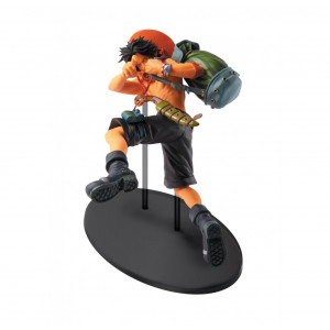 Banpresto One Piece 3.5-Inch Ace Figure, Big Zoukeio 4, Volume 7