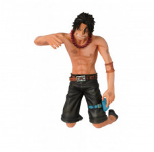 "Banpresto One Piece 4.7"" Ace Figure, Dramatic Showcase"
