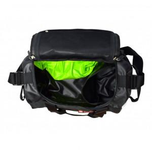 Henty Hold 'Em 90-Liter Duffel Bag, Large, Black