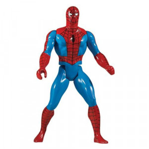 Spider-Man Black Version Marvel Secret Wars Jumbo Action Figure