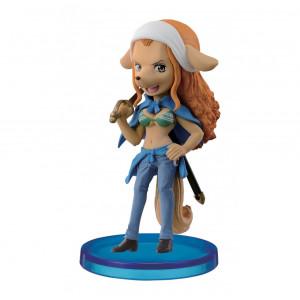 Banpresto One Piece WCF Collection Zou Wanda Action Figure