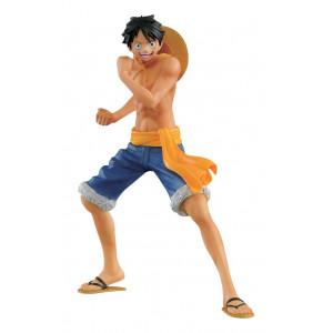 Banpresto One Piece The Naked Body Calendar Volume 5 Monkey D Luffy A Action Figure