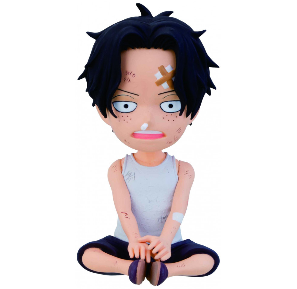 Banpresto One Piece Ace (Kid) Cry Heart Series Figure, Volume 1