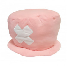 "Banpresto One Piece Tony Tony Chopper Hat Stuffed Plush, 9"""