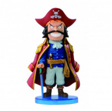 Banpresto One Piece 2.5-Inch Roger World Collectible Figure, Log Collection Volume 1