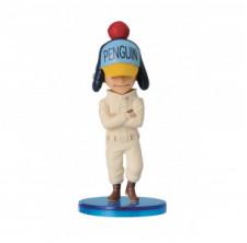 "Banpresto One Piece 2.8"" Penguin Figure - The History of Law"