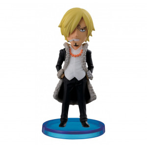 Banpresto One Piece WCF Collection Zou Sanji Action Figure