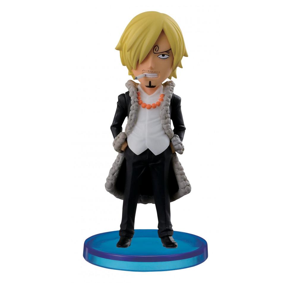 Banpresto One Piece WCF Collection Zou Sanji Action Figure