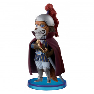 Banpresto One Piece WCF Collection Zou Dogstorm Action Figure