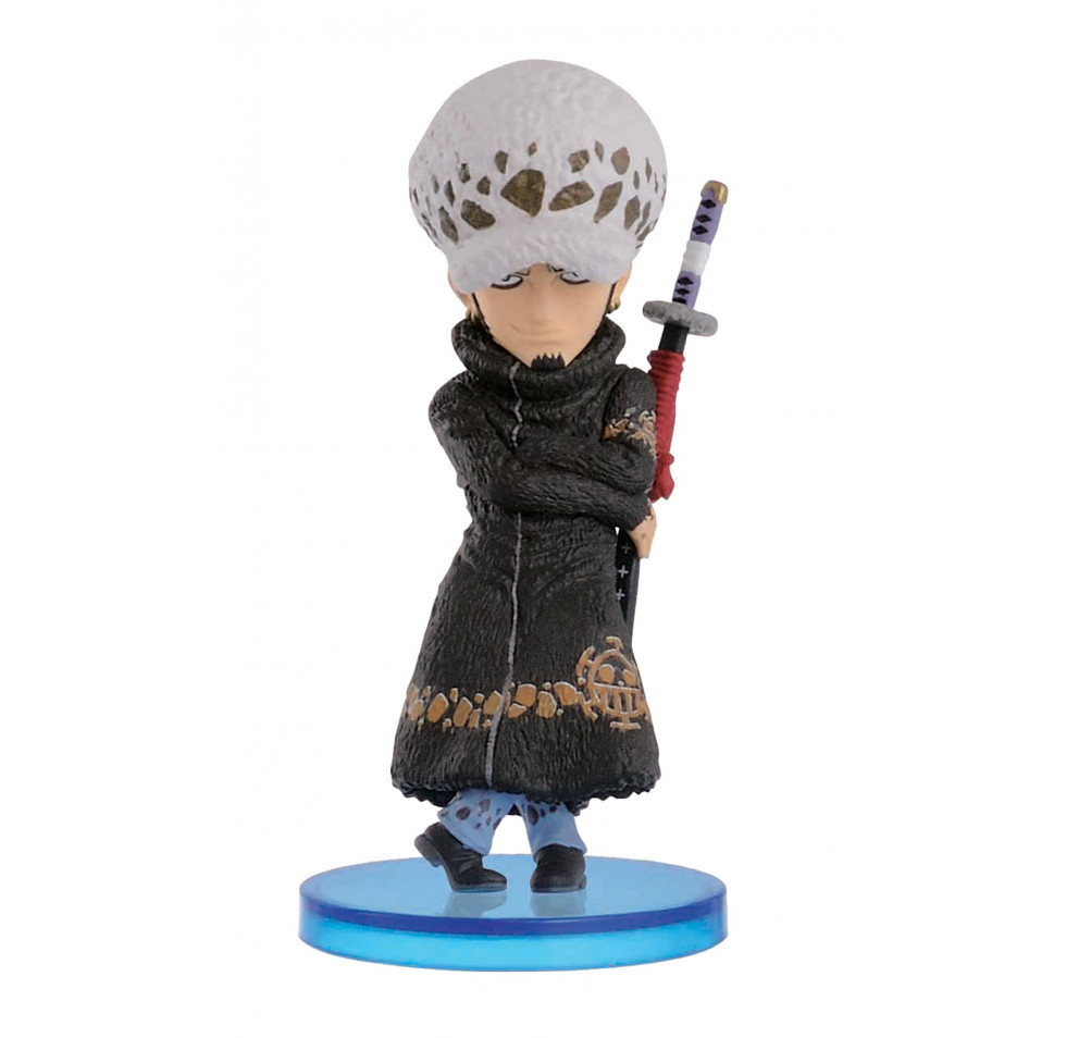 Banpresto One Piece 2.8-Inch Law World Collectable Figure, Volume 35
