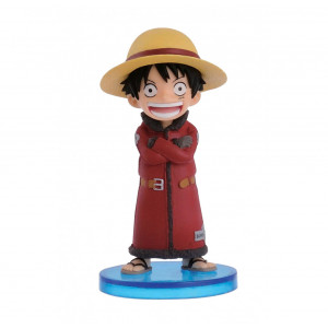 Banpresto One Piece 2.8-Inch Luffy World Collectable Figure, Volume 35