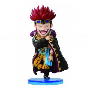 Banpresto One Piece 2.5-Inch Kid World Collectible Figure, Log Collection Volume 1