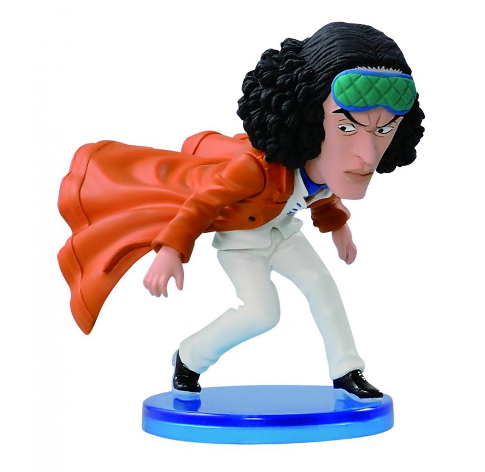Banpresto One Piece 2.5-Inch Kuzan World Collectible Figure, Log Collection Volume 1