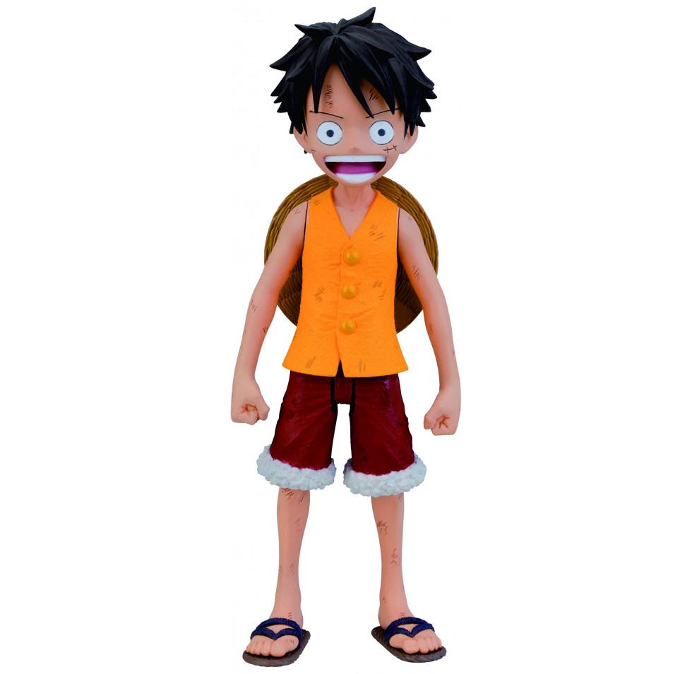 Banpresto One Piece Luffy Cry Heart Series Figure, Volume 2