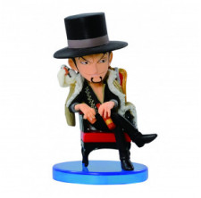 Banpresto One Piece 2.5-Inch Lucci World Collectible Figure, Log Collection Volume 1