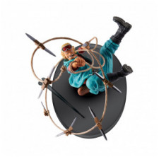Banpresto One Piece 3.5-Inch Paulie Figure, Big Zoukeio 4, Volume 8